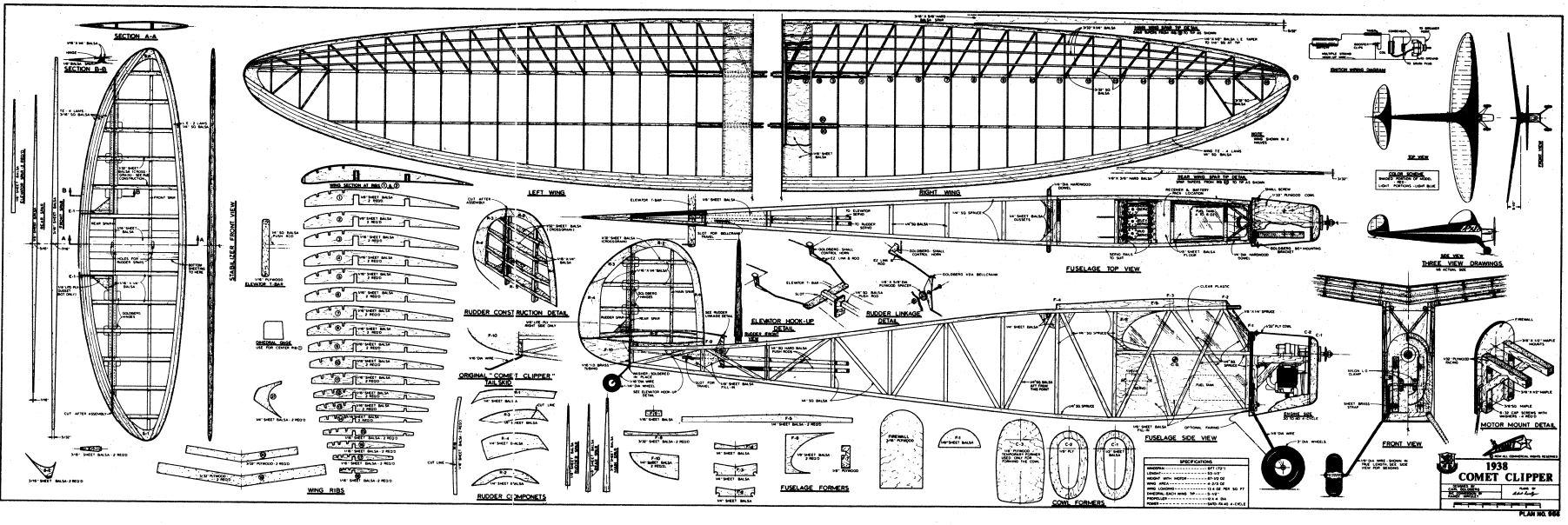 RCM Printed Plans - $12 00 : Laser Design Services