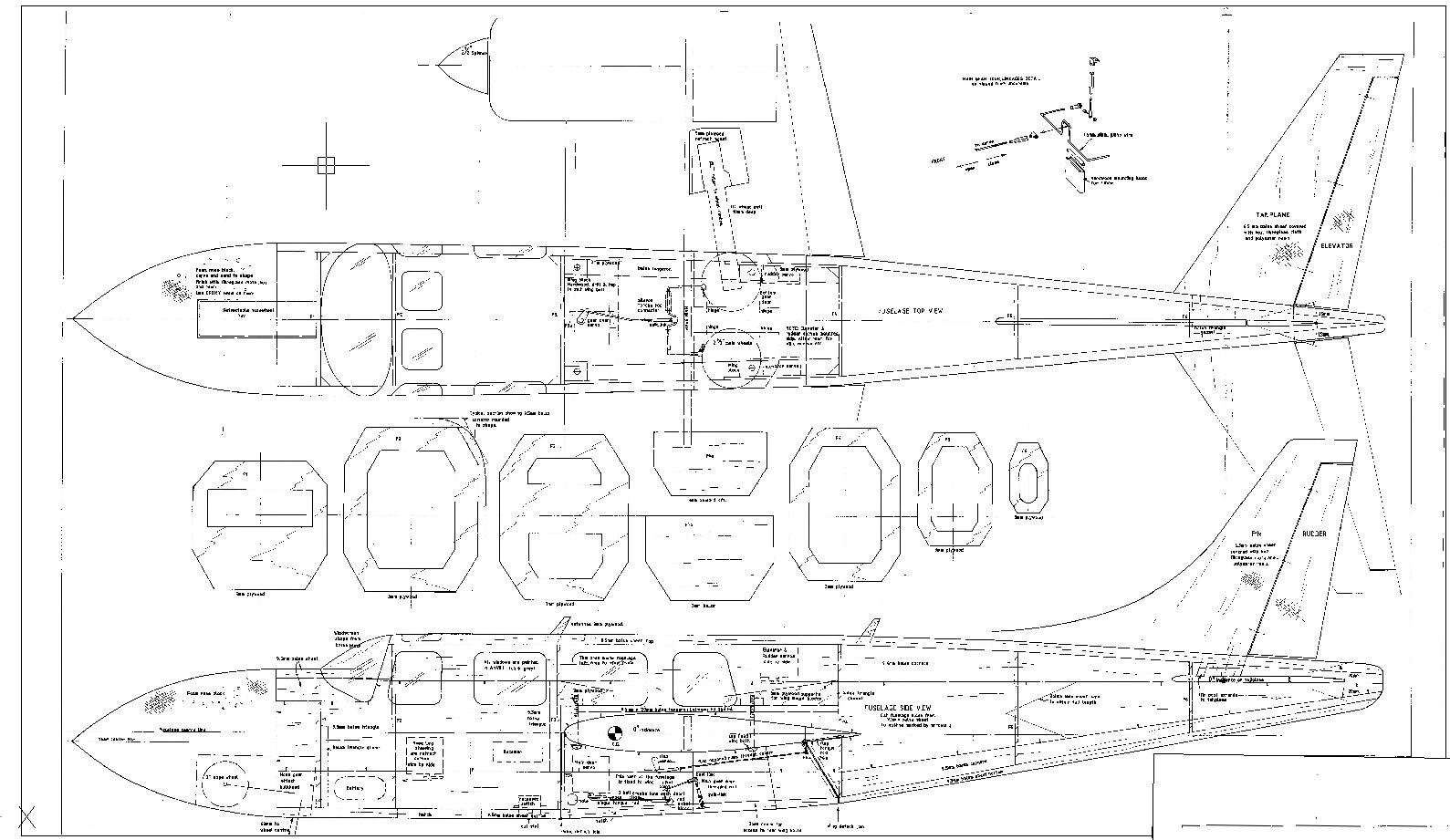 Piper Aerostar 10500 Laser Design Services Engine Diagram Plan Image